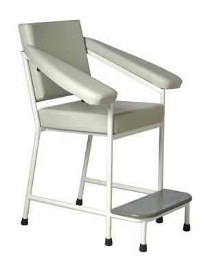 Blood Collection Chair - Grey