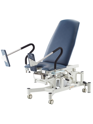 Gynaecology Table 3 Section 250kg Capacity Navy Blue