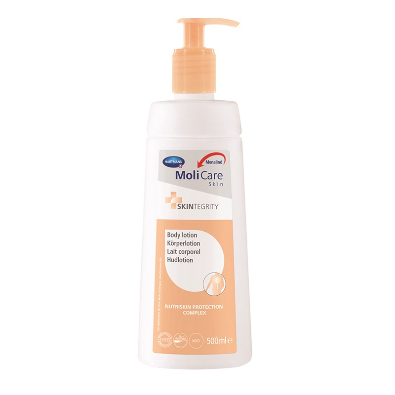 MoliCare Skin Body Lotion 500ml X - Ctn/12