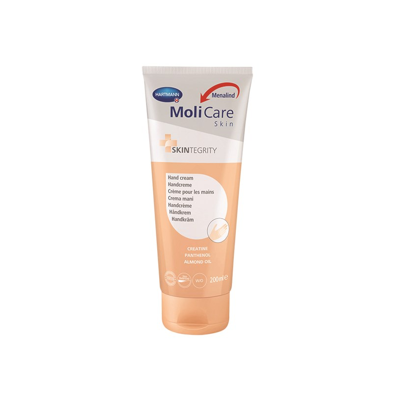 MoliCare Skin Hand Cream 200ml X - Ctn/12