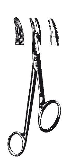 NEEDLEHOLDER GILLIES RH 16cm