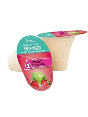 NUTRITIONALLY COMPLETE APPLE BERRY150