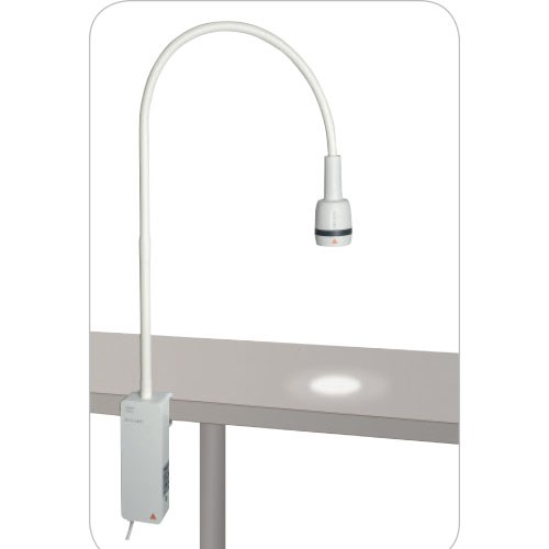 EL 3 LED Examination Light With Clamp For Table-top Mounting