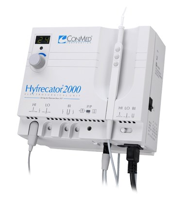 The Hyfrecator® 2000 Electrosurgical System